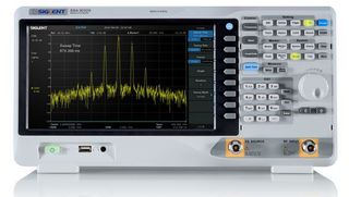 Siglent spectrum analyzers